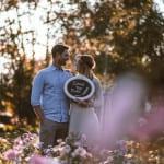 Fotograf Bottrop Paarshooting Sonnenuntergang Verlobung Hochzeit
