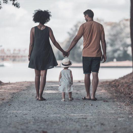 Fotograf Bottrop Familienshooting Mädchen Eltern