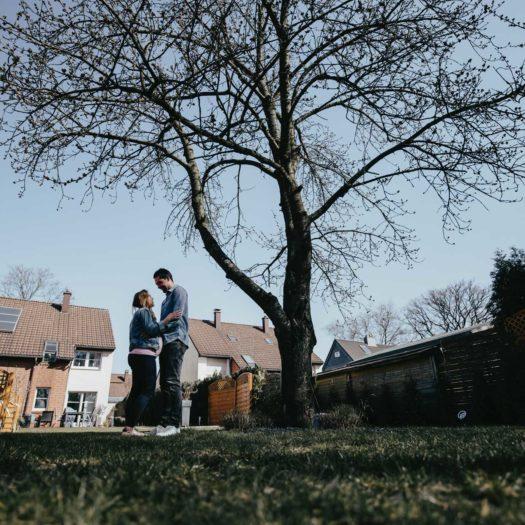 Fotograf Bottrop Homeshooting Paarshooting