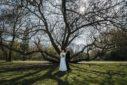 Fotograf Bottrop Hochzeitsfotograf Brautpaar